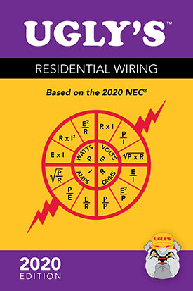 Ugly's Residential Wiring, 2020 Edition