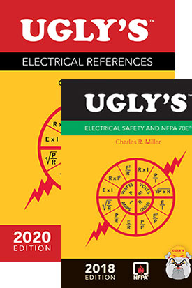 Ugly's Electrical References, 2020 Edition + Ugly's Electrical Safety and NFPA 70E, 2018 Edition